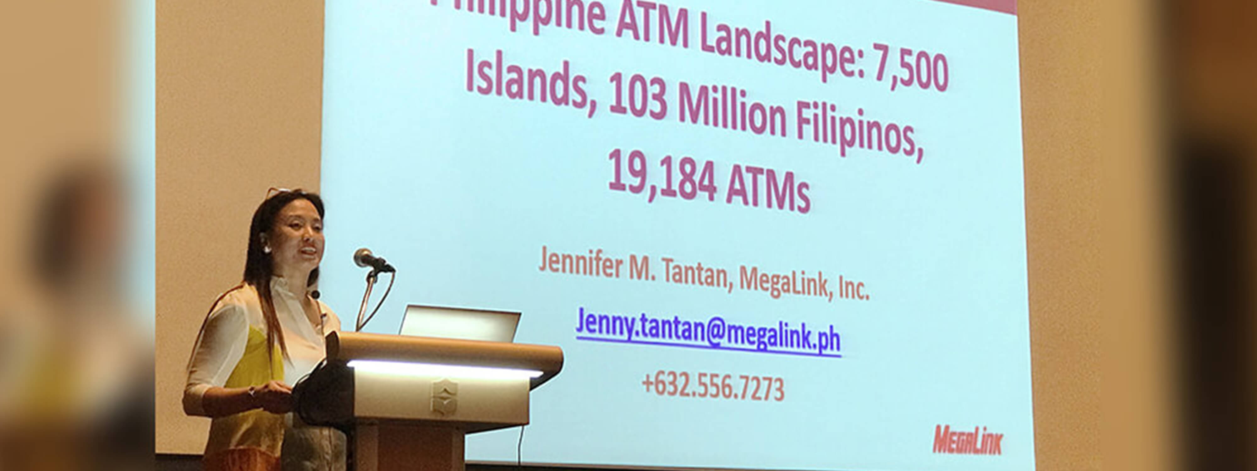 Philippine ATM Landscape: 7,500 Islands, 103 Million Filipinos 19,184 ATMs