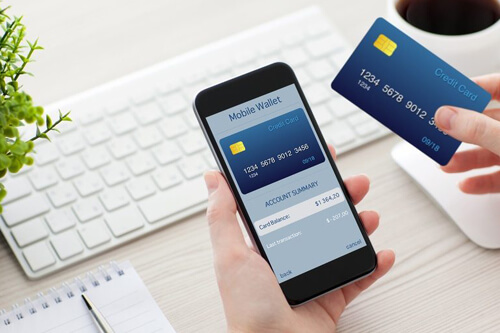 Electronic Wallet Solution